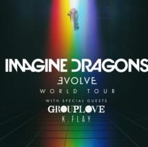 SAE Paris Partenaire du concert Imagine Dragons