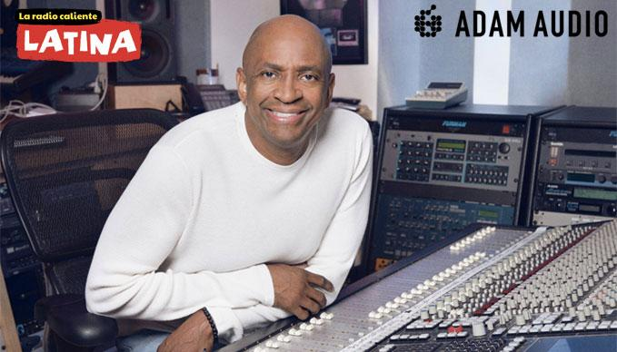 Concours Production Musicale SAE 2019 : In studio with Sergio George