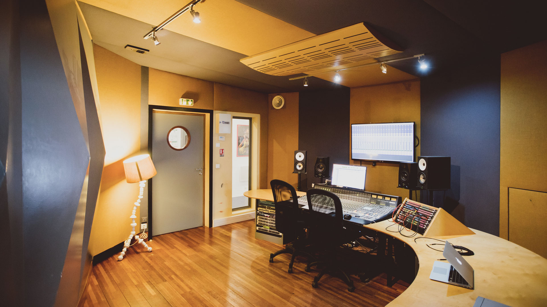 Studio SSL SAE Paris