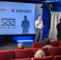 Workshop avec ADAM Audio & Sonarworks SAE Paris