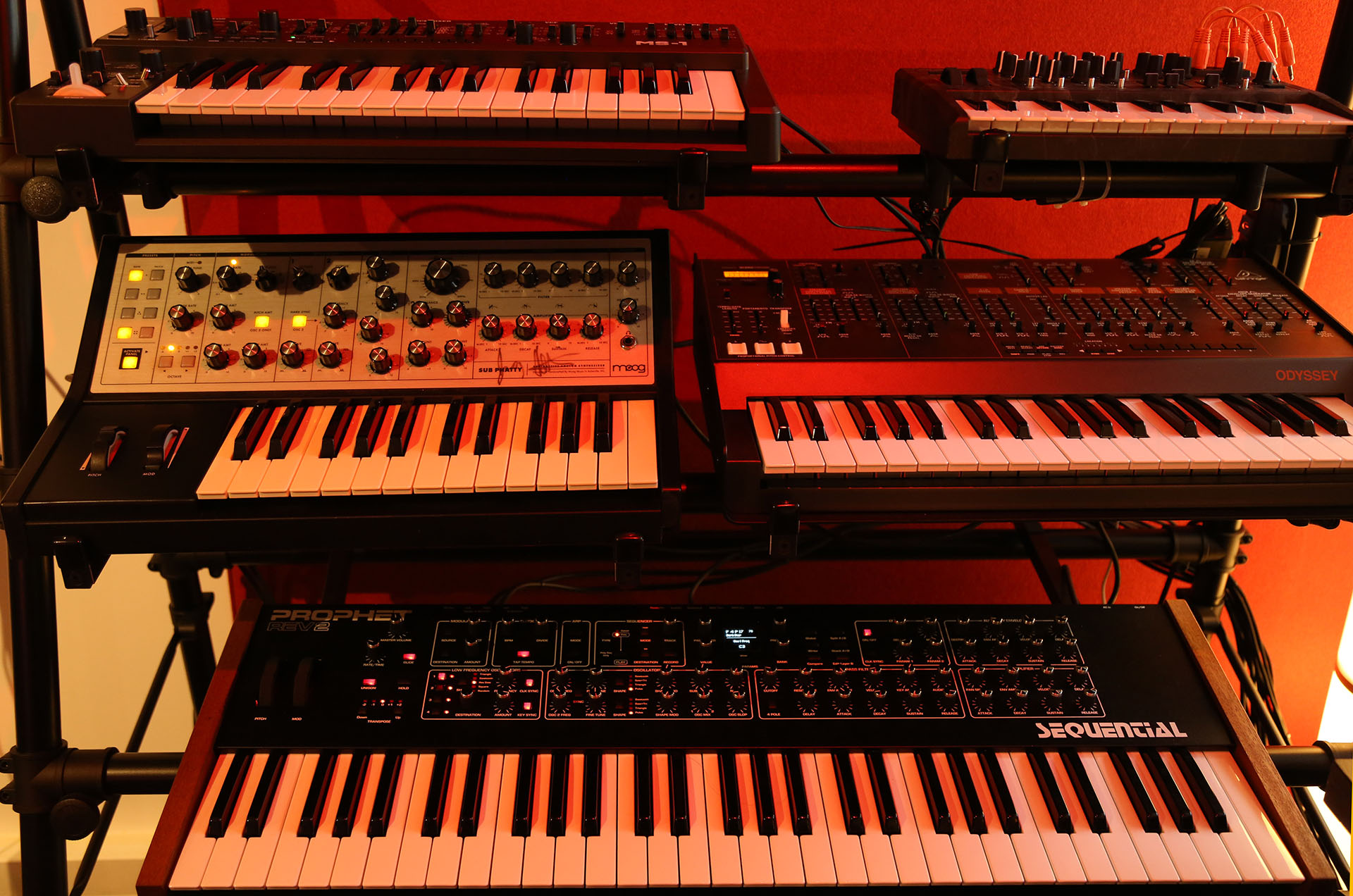 Synthétiseurs analogiques